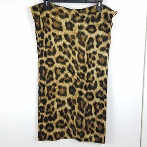 Michael Michael Kors cheetah print infinity scarf